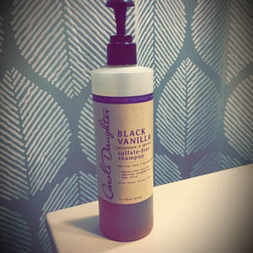 Photo of Carol's Daughter Black Vanilla Moisture & Shine Sulfate-free Shampoo For Dry Dull Or Brittle Hair uploaded by Kim F.