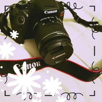 Photo of Canon - Eos Rebel T6 Dslr Camera With Ef-s 18-55mm F/3.5-5.6 Is Ii Lens uploaded by Whitney O.