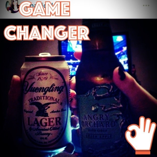Angry Orchard Cider  uploaded by Tina S.