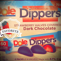 Dole Dippers Strawberry - 6 CT uploaded by Nancy C.