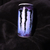 Monster Energy Absolutely Zero Energy Drink uploaded by Raul B.