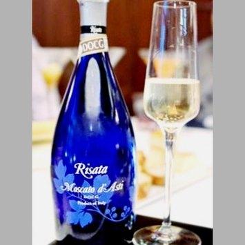 Risata Italian Moscato D'Asti Wine 750 ml uploaded by Alyssa S.