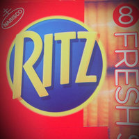 Nabisco RITZ Crackers Fresh Stacks uploaded by Janelle M.