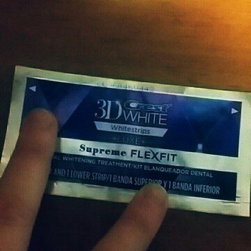 Photo of Crest 3d White Whitestrips Gentle Routine 56 Strips uploaded by Cheyenne S.