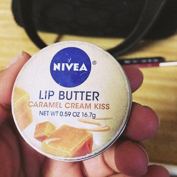 Nivea Lip Care Lip Butter Raspberry Rose Kiss uploaded by Selena G.