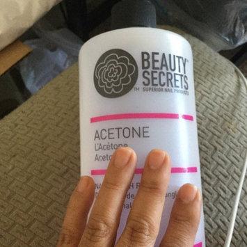 Photo of Beauty Secrets Nourishing Acetone Nail Polish Remover 32 oz. uploaded by Yadaris M.