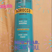 Moroccanoil Luminous Hairspray Strong uploaded by Jamie P.