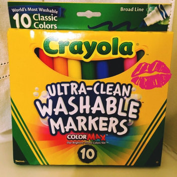 Photo of Crayola 10ct Broad Markers - Assorted Colors uploaded by Megan B.