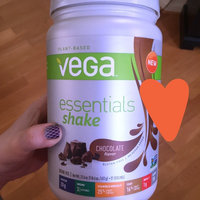 Vega™ Essentials Protein Shake Chocolate Flavor Drink Mix 21.6 oz. Bottle uploaded by Kristina H.