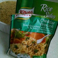 Knorr® Sides Cheddar Broccoli Rice uploaded by Melissa R.