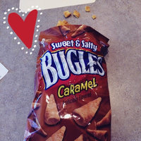 Bugles Sweet & Salty Snack with Caramel uploaded by Tracy K.