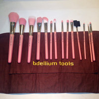 Bdellium Tools Professional Makeup Brush Green Bambu Series with Vegan Synthetic Bristles - Small Angle 763 uploaded by Veronica R.