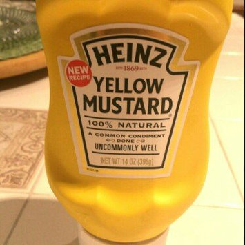 Photo of Heinz® Yellow Mustard uploaded by jeanmarie b.
