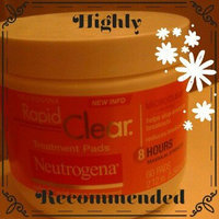 Neutrogena® Rapid Clear Treatment Pads uploaded by Melissa S.