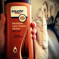 Equate Cocoa Butter Body Conditioning Lotion 10oz, Compare to Vaseline Cocoa Butter Deep Conditioning Lotion uploaded by Sarah G.