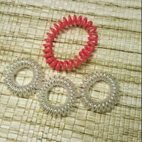 Invisibobble The Traceless Hair Ring Crystal Clear 3 traceless hair rings uploaded by Elizabeth C.