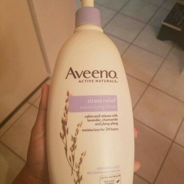 Aveeno Active Naturals Skin Relief with Soothing Oat Essence Moisturizing Lotion uploaded by Diana carolina M.