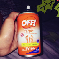 OFF! Family Care Smooth & Dry Insect Repellent 1, 4 oz  uploaded by Paula B.