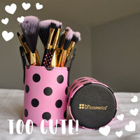 BH Cosmetics Pink-a-Dot Brush Set uploaded by Dominique W.