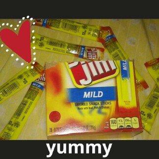 Photo of Slim Jim Mild Smoked Sticks uploaded by Courtney G.