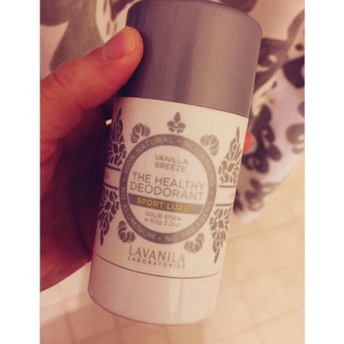 Lavanila Deodorant Sport Luxe, 1.8 oz uploaded by Amanda C.