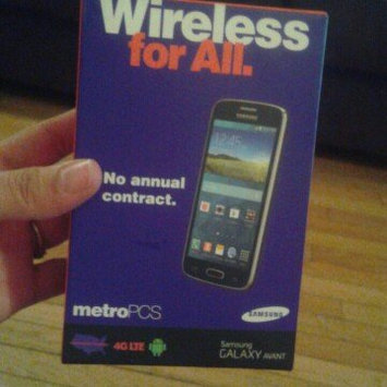 Photo of Samsung Galaxy S 4 for MetroPCS with new service agreement uploaded by Rosie P.