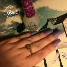 Photo of Nicole Miller Nicole by OPI Matte Top Coat uploaded by Bridgette J.