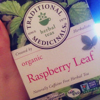 Traditional Medicinals Caffeine Free Organic Herbal Tea Raspberry Leaf uploaded by Marissa M.