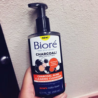 Biore® Charcoal Acne Clearing Cleanser uploaded by Gabby