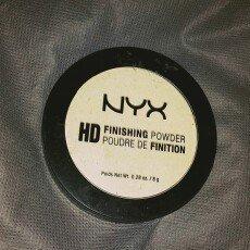 NYX HD Finishing Powder Banana uploaded by Roxana P.