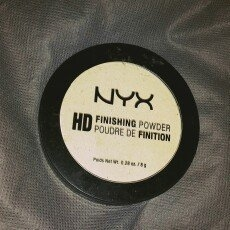 NYX HD Finishing Powder Banana uploaded by Roxana P.
