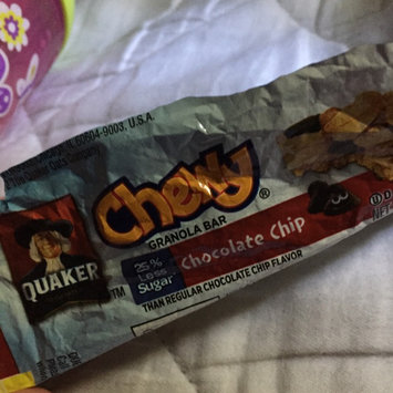 Photo of Quaker® Chewy 90 Calories, Low Fat Chocolate Chunk uploaded by Maria Cristina E.
