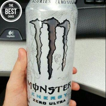 Monster Zero Ultra Energy Drink uploaded by Meagan M.