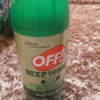 OFF! Deep Woods Dry Insect Repellent uploaded by Tami S.
