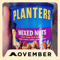 Planters Lightly Salted Mixed Nuts Can uploaded by Emily F.