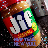 Jif Creamy Peanut Butter Spread uploaded by Lizzie H.