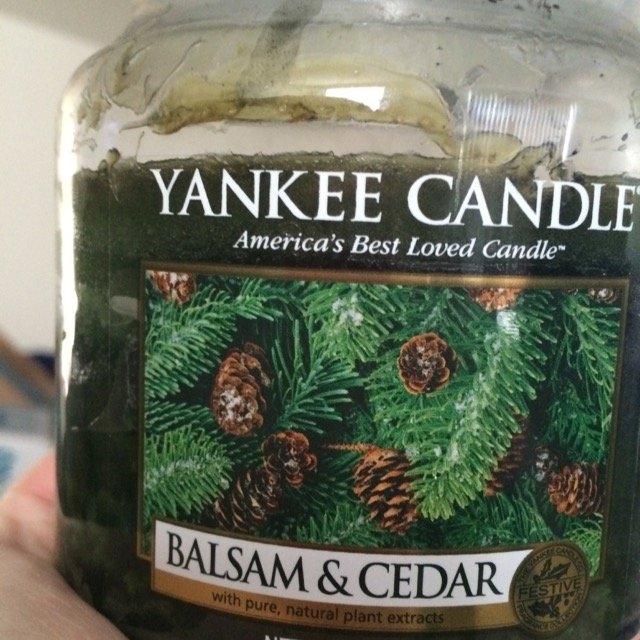 Yankee Candle Holiday Pillar uploaded by Devon D.