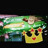 Photo of SnackWell's Caramel Macchiato Biscuit Thins uploaded by monserrat V.
