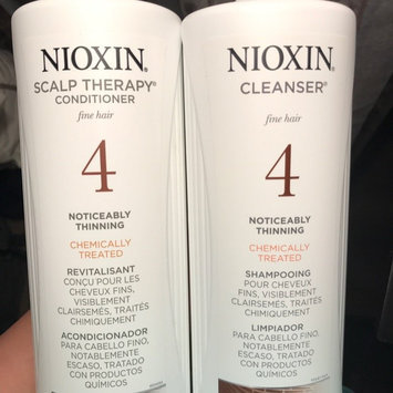 Photo of Nioxin Cleanser for Fine Hair uploaded by Yesenia B.