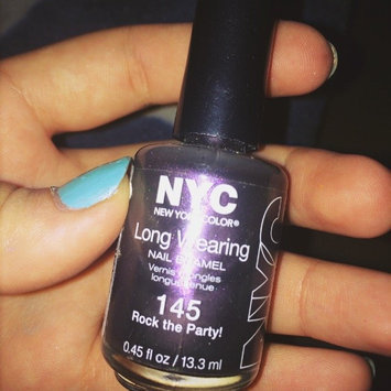 Photo of Long Wearing Nail Enamel uploaded by Sunday C.