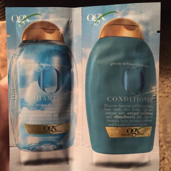 OGX® Renewing Argan Oil Of Morocco Shampoo