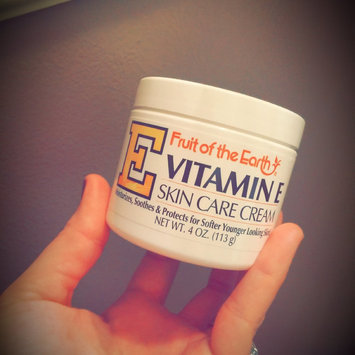 Photo of Fruit of the Earth Vitamin E Skin Care Cream uploaded by Madison H.