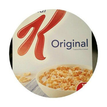 Kellogg's Special K Original Cereal uploaded by April G.