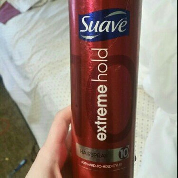 Photo of Suave Extreme Hold 10 Hairspray uploaded by Makayla C.