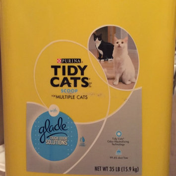 Photo of Nestlé' Usa Tidy Cats Glade Tough Odor Solutions uploaded by Cinnamon C.