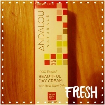 Andalou Naturals 1000 Roses Beautiful Day Cream uploaded by JACKIE M.