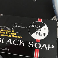 Black & White BLACK and WHITE Black Soap uploaded by Crystajlove