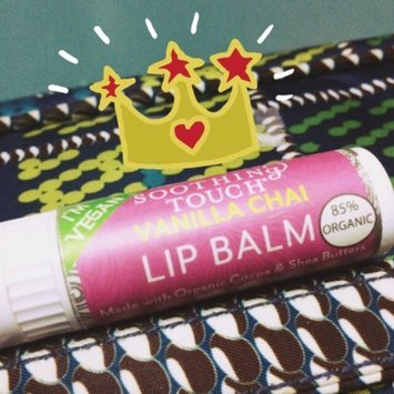 Soothing Touch Lip Balm Lemon Cardamom Vegan - 12 x 0.25 Oz, 2 Pack uploaded by Kenzie L.