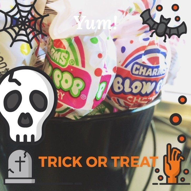 Charms Blow Pop Sour Apple uploaded by Megan w.