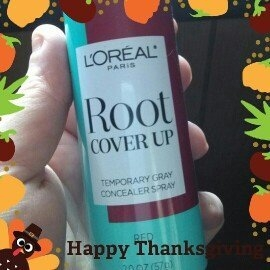 L'Oréal Paris Root Cover Up uploaded by Michelle D.
